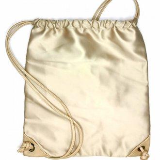 Aranybézs női hátizsák