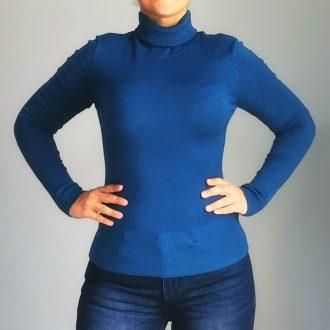 női türkiz garbó