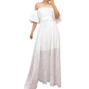 Fehér női nyári ruha